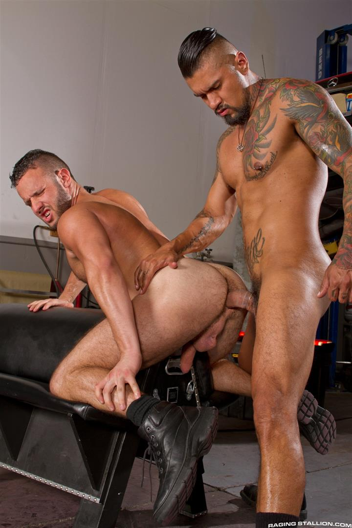 Raging-Stallion-Boomer-Banks-and-Aaron-Steel-Big-Uncut-Cocks-Fucking-Amateur-Gay-Porn-13 Boomer Banks Fucking Aaron Steel With His Huge Uncut Cock