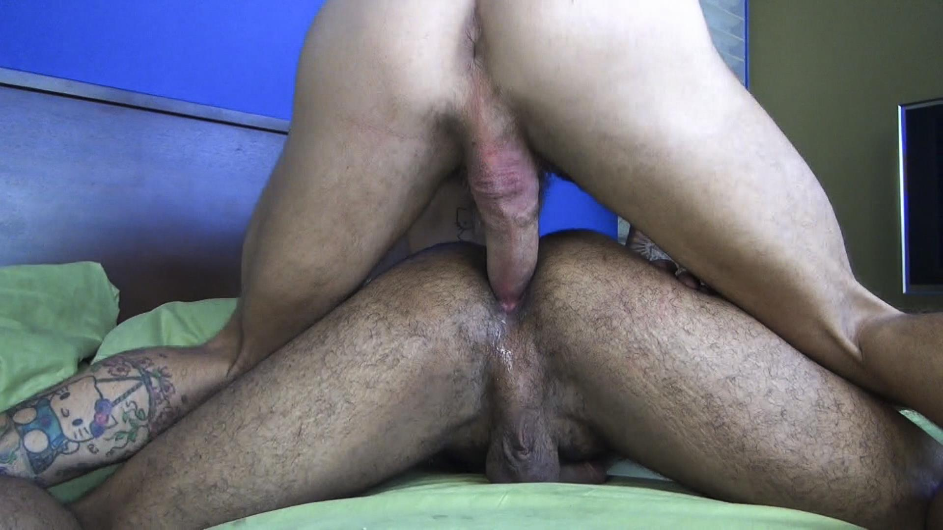 Raw Fuck Club Rikk York and Sean Duran Hairy Muscle Bareback Amateur Gay Porn 1 Hairy Muscle Studs & Real Life Boyfriends Sean Duran & Rikk York Bareback
