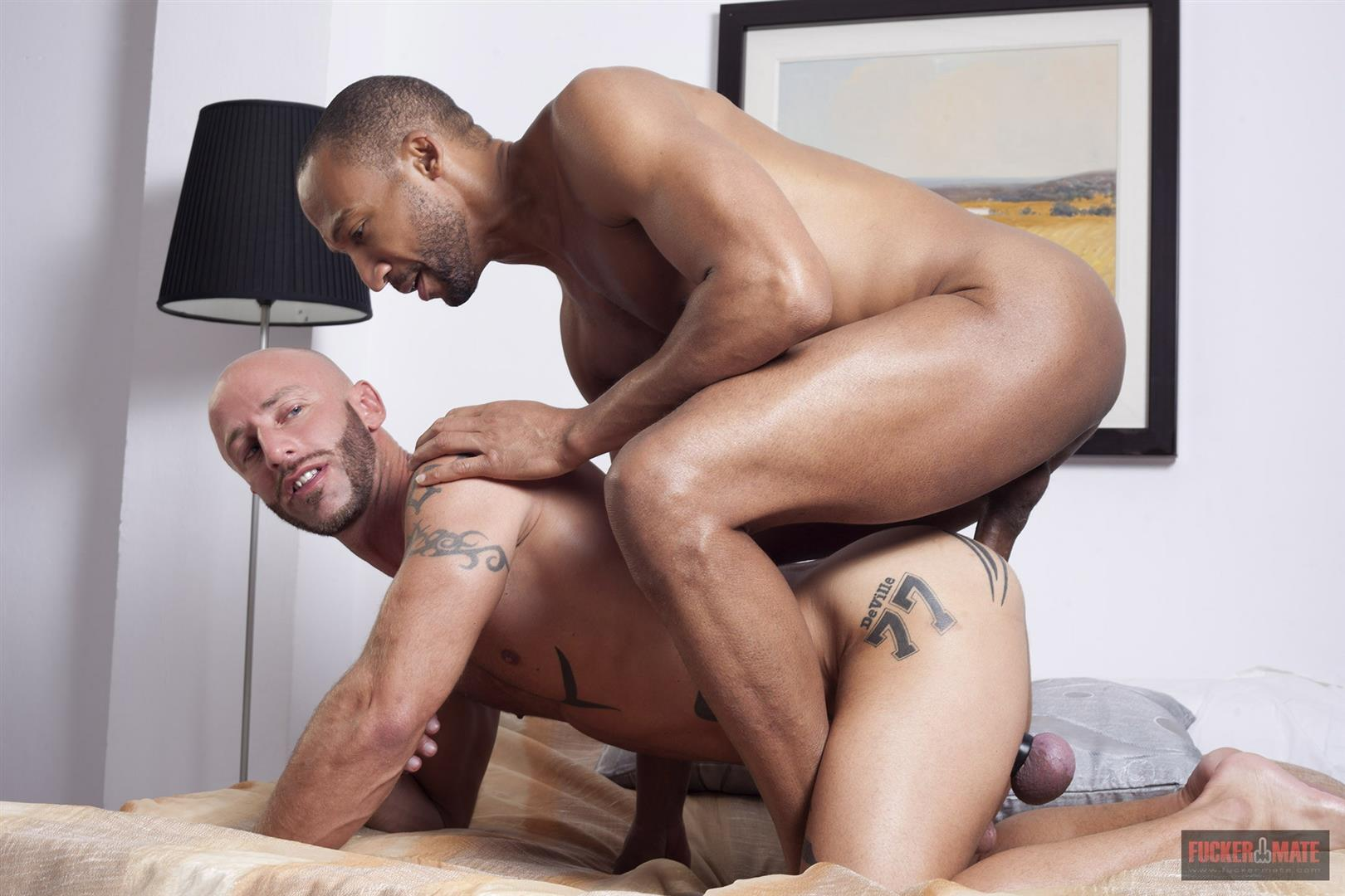 Interracial dvp mature gay