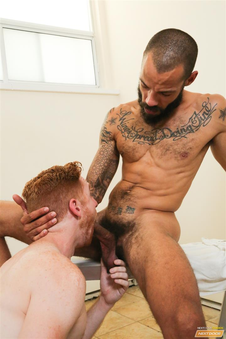 Next-Door-Ebony-Dylan-Henri-and-Interracial-Uncut-Cocks-Fucking-Leander-Amateur-Gay-Porn-14 Interracial Fucking With Big Uncut Cocks