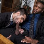 Lucas-Entertainment-Ty-Mitchell-and-Andre-Donovan-Big-Black-Cock-Bareback-Sex-11-150x150 Getting Fucked Raw By My Bosses Big Black Cock