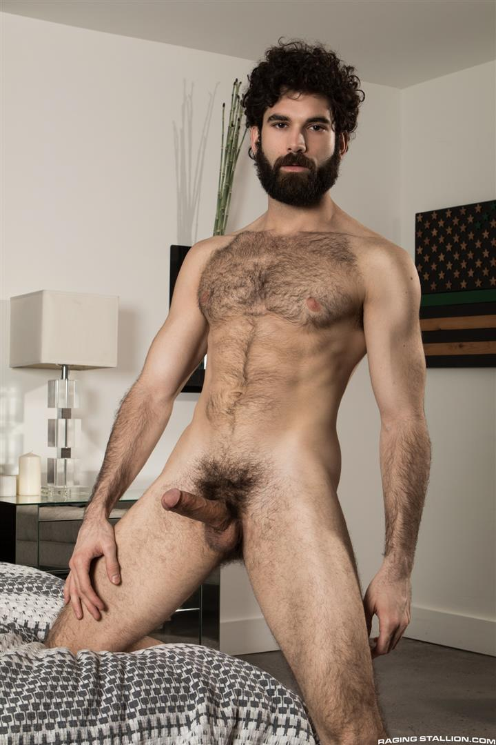 Raging-Stallion-Tegan-Zayne-and-Jason-Vario-Gay-Arab-Sucking-Cock-Video-07 Hairy Naked Syrian Tegan Zayne Sucks A Big Uncut Cock